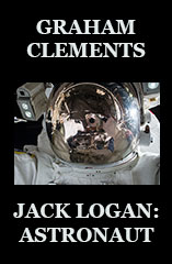 cover of jack logan astronaut